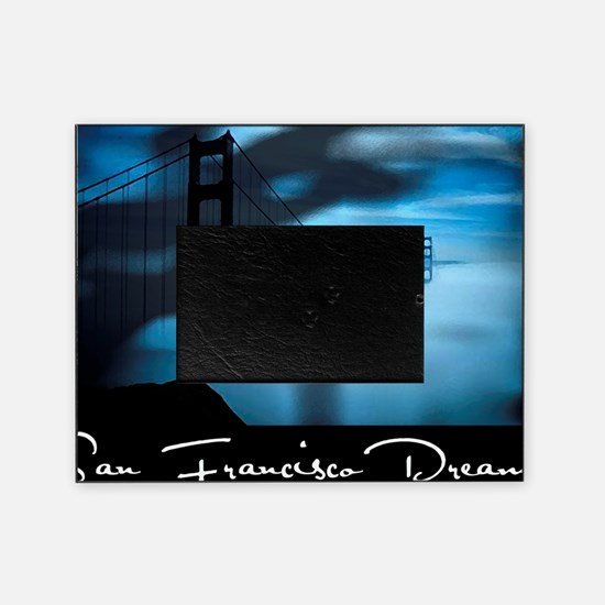 San Francisco Dreams Placemats Picture Frame