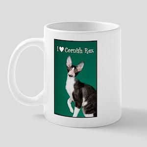 Cornish Rex Mug
