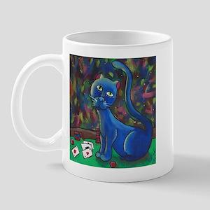 Midnight Louie Mug