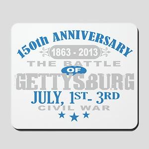 150 Gettysburg Civil War Mousepad