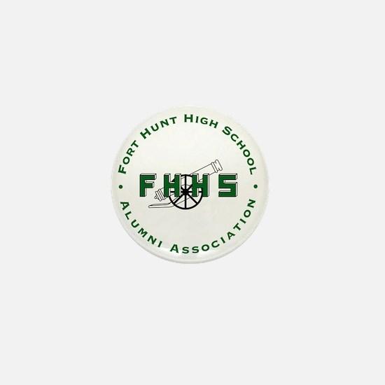 Fort Hunt High School Alumni Associati Mini Button
