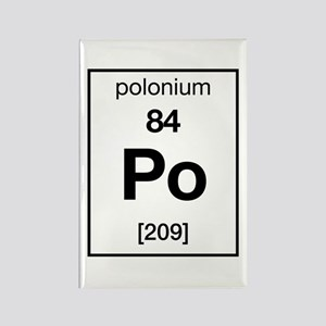 Polonium Rectangle Magnet