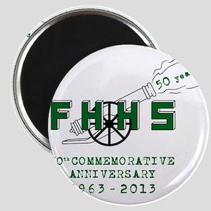 FHHS 50th Reunion Blast Magnet