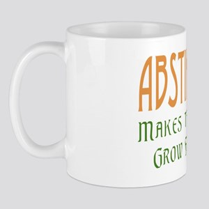 Abstinence Grows Fondlers Mug