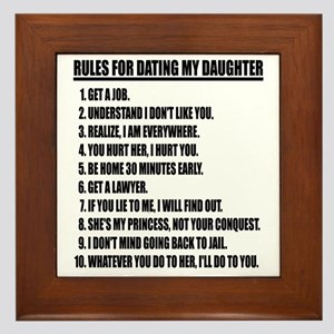 rules for dating my daughter plaque well pump hook up