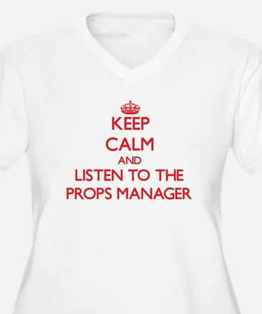 Keep Calm and Listen to the Props Manager Plus Siz