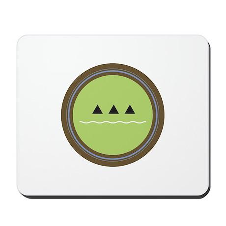 ecology logo Mousepad