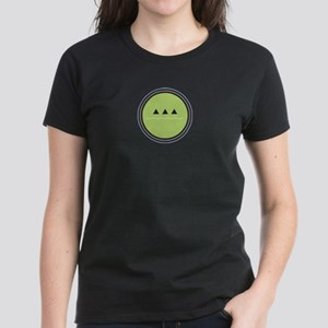ecology logo Women's Dark T-Shirt