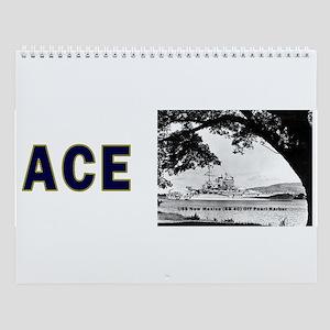 BB-40 Wall Calendar