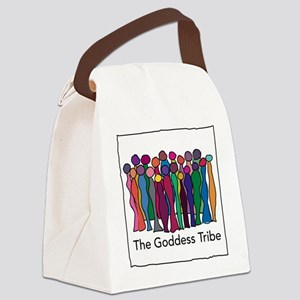 Goddess Seal Canvas Lunch Bag