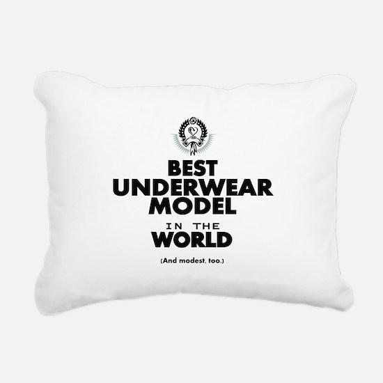 The Best in the World Underwear Model Rectangular