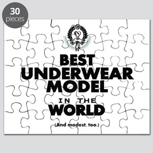 The Best in the World Underwear Model Puzzle