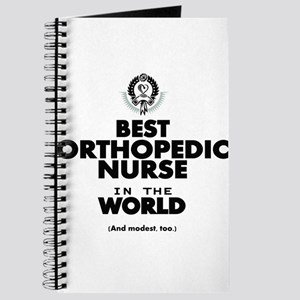 The Best in the World Nurse Orthopedic Journal