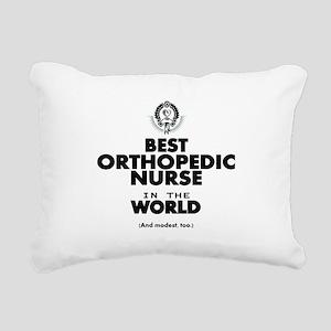 The Best in the World Nurse Orthopedic Rectangular