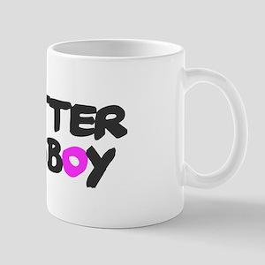STUTTER BBBOY! Mugs
