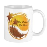 Be Casual, Be Cool Mugs