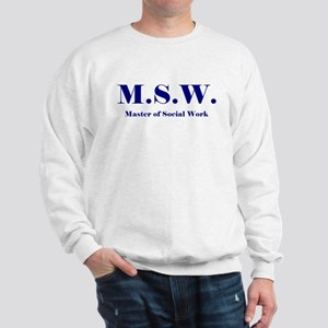MSW (Design 2) Sweatshirt