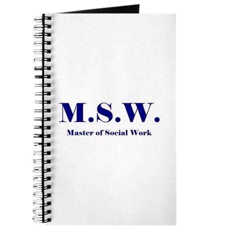 MSW (Design 2) Journal