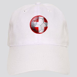 Switzerland Football Cap