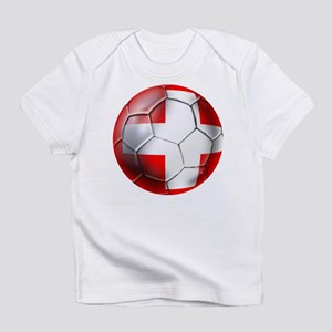 Switzerland Football Infant T-Shirt