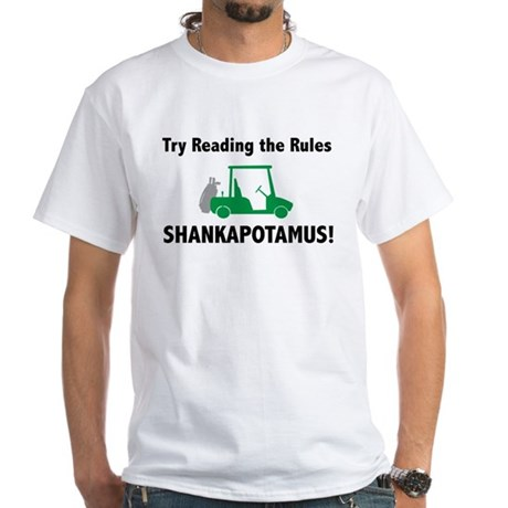 Try Reading the Rules Shankapotamus-Women's Tee T-