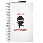 Ninja Carpenter Journal