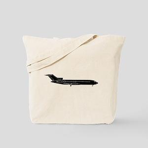 Airplane Tote Bag