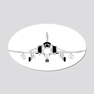 Air Force Jet Wall Decal