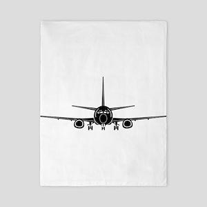 Airplane Twin Duvet