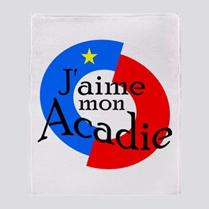 Acadie Throw Blanket