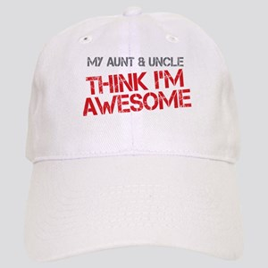Aunt and Uncle Awesome Cap