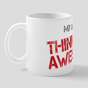 Auntie Awesome Mug