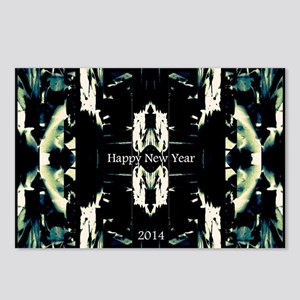 Happy New Year 2014 Postcards (Package of 8)