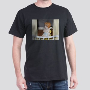 Angel on balcony T-Shirt