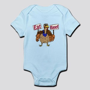 Eat Beef! Infant Bodysuit