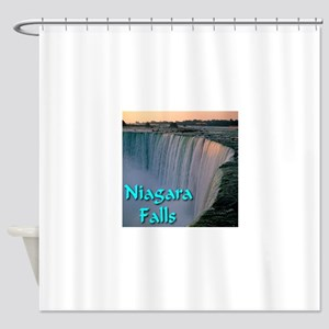Niagara_Falls Shower Curtain