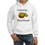Fueled by Fast Food Hooded Sweatshirt