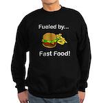 Fueled by Fast Food Sweatshirt (dark)