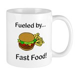 Fueled by Fast Food Mug