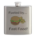 Fueled by Fast Food Flask