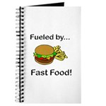 Fueled by Fast Food Journal