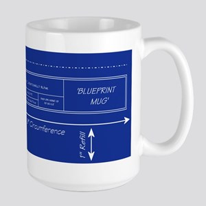 Blueprint Mugs