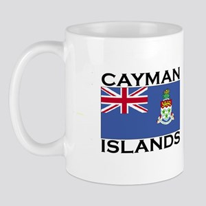 Cayman Islands Flag Mug
