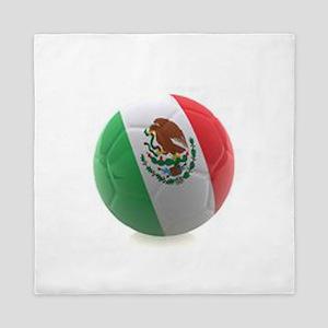 Mexico World Cup Ball Queen Duvet