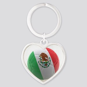 Mexico World Cup Ball Keychains