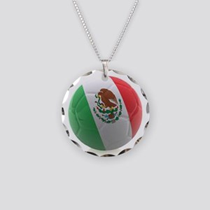 Mexico World Cup Ball Necklace