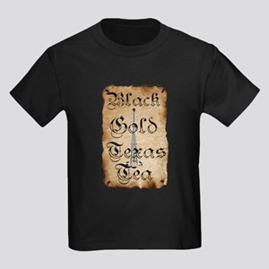 Black Gold Texas Tea T-Shirt