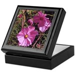 Pink Poppies Art Keepsake Box