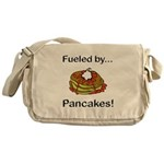 Fueled by Pancakes Messenger Bag