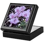 Pink Phalaenopsis Orchid Art Keepsake Box
